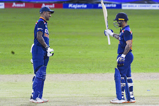 Sri Lanka vs India 1st ODI 2021 Highlights