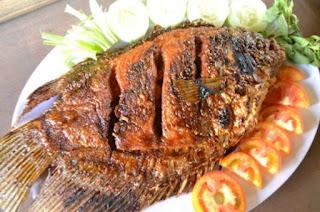 resep ikan mujair