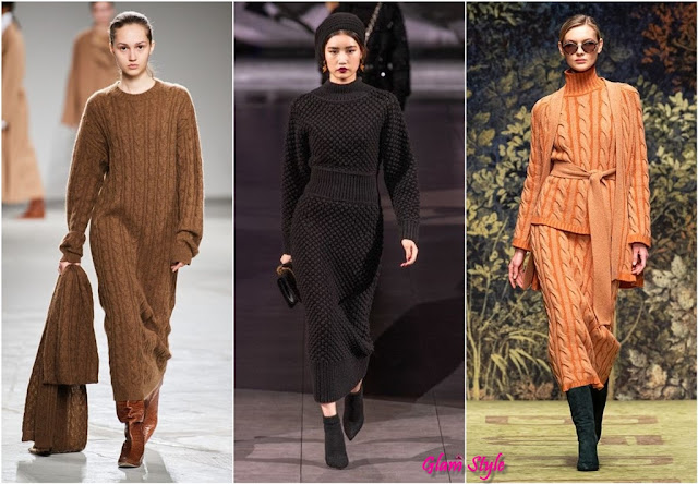 abito di lana donna 2021