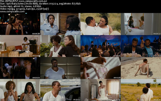 Jumping the Broom DVDRip Español Latino Descargar 1 Link 2011