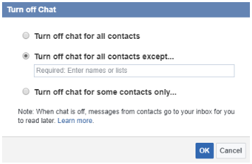 How To Make Facebook Chat Invisible<br/>