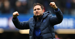Chelsea go top of the premier league table for first time under Lampard
