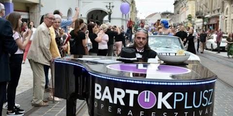 Bartók Plusz Operafesztivált szerveznek Miskolcon