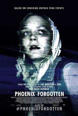 Phoenix Forgotten, 2017 poster