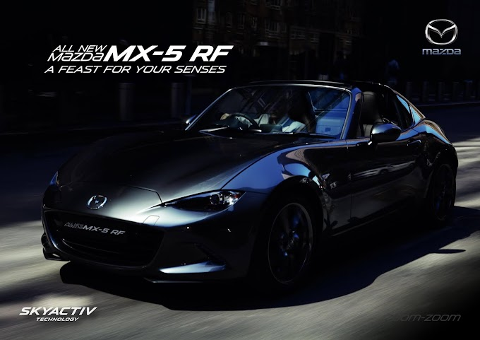 All New Mazda MX-5 RF