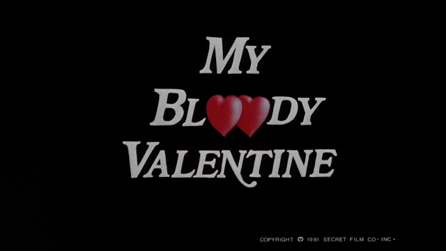 Title Card for the 1981 My Bloody Valentine