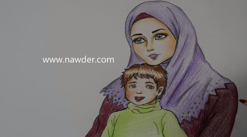 المضحية بزوجها مقابل أطفالها