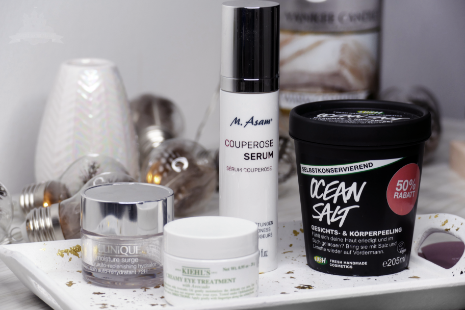 Skincare Jahresfavoriten 2018