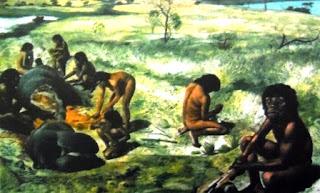 Periodisasi Praaksara Berdasarkan Masa Berburu dan Mengumpulkan makanan