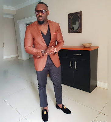 Jim Iyke fashion and style looks