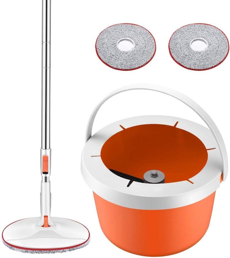 35% OFF Homitt Spin Bucket Mop