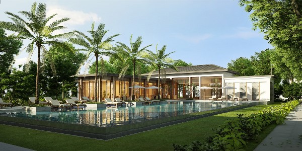Owner of Nine South Estates soft price class Villa in Saigon South