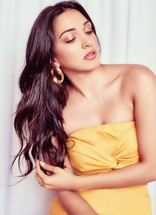 Hot And Sexy Images Of Kiara Advani