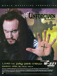 WWF -  Unforgiven 1998: In Your House 21 EVENT REVIEW