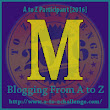 "A to Z of Melody McDonald: ""M"" is for Mickey #AtoZChallenge"