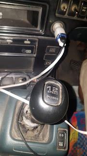 UD Trucks Nissan Diesel CK482B 4X2 Bigthumb DiModifikasi Jadi 6X4