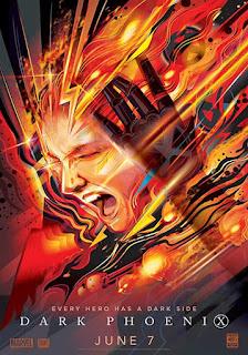 X-Men: Dark Phoenix First Look Poster 3