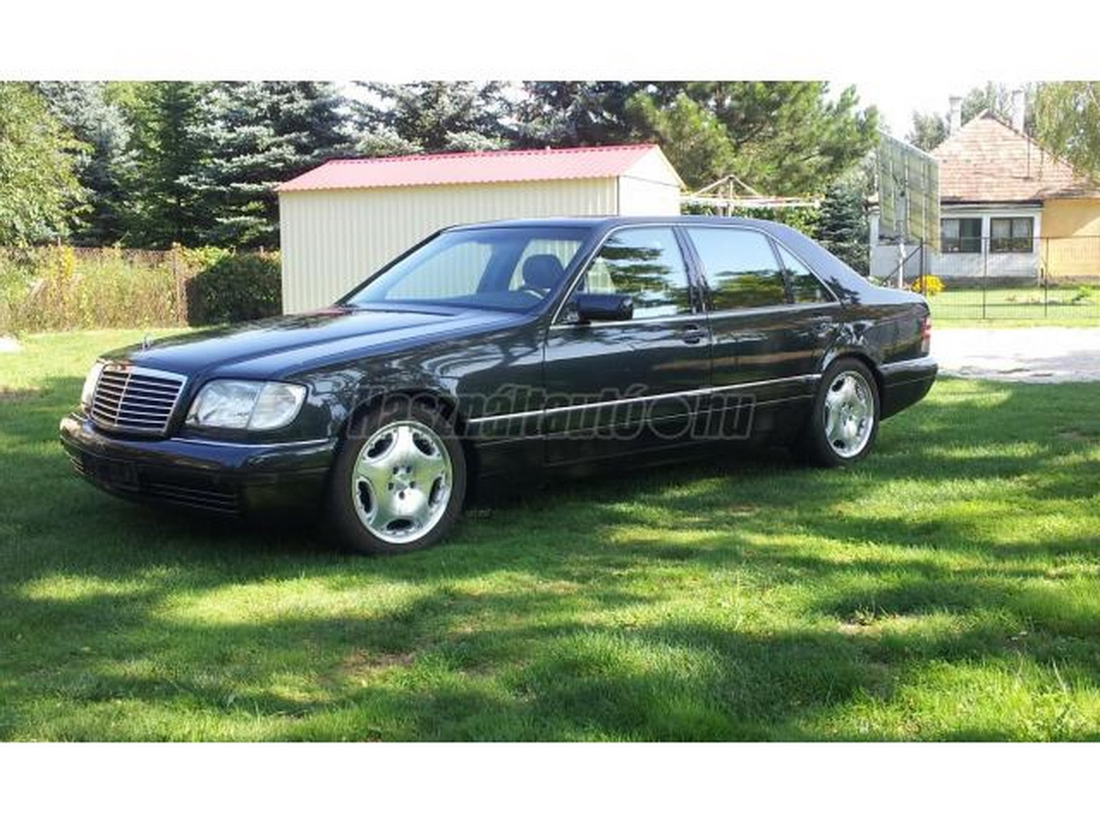 1997 mercedes s600 long allegedly formerly owned by. Black Bedroom Furniture Sets. Home Design Ideas
