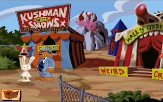 Free Download Sam And Max Hit The Road Games Untuk KOmputer Full Version - ZGASPC