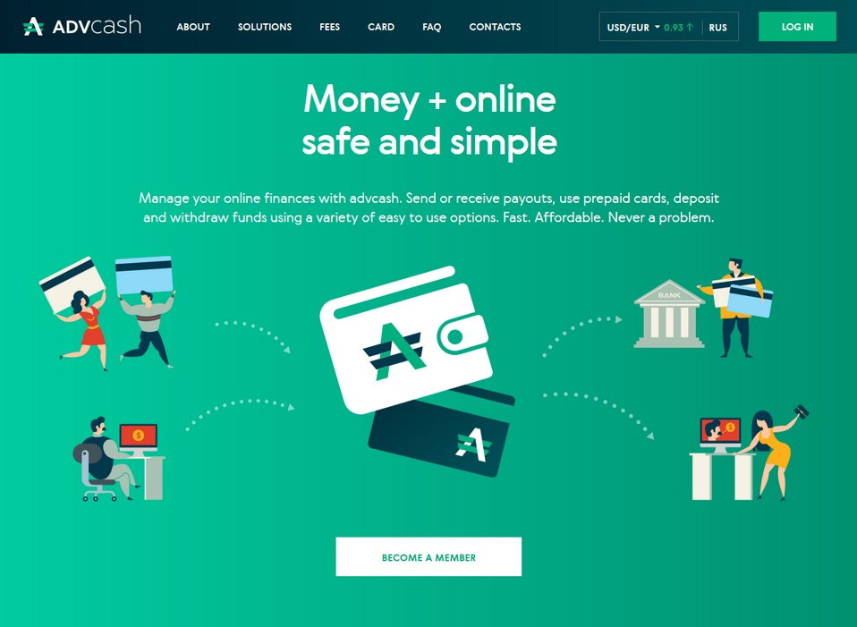 ADVCash bookmakers
