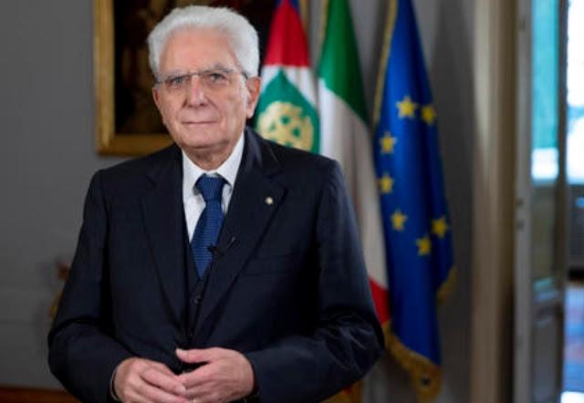 رئيس ايطاليا سيخضع للتلقيح ضد فيروس كورونا دون تجاوز اسبقية الفئات المعرضة اكثر للخطر