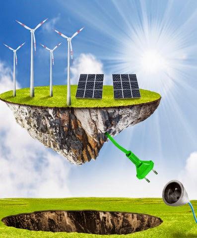 Energian Tuotanto