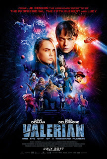 Valerian and the City of a Thousand Planets(Valerian and the City of a Thousand Planets)