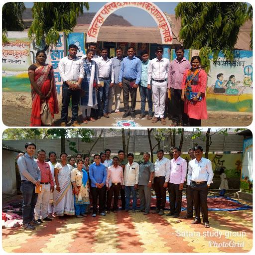 inclusive education tour satara
