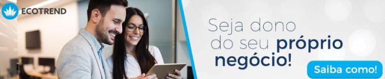 ECOTREND - Seja Dono do seu Próprio Negócio