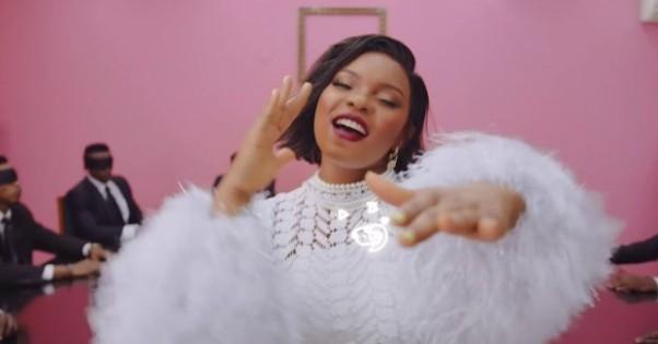 (VIDEO) Yemi Alade - Boyz (Mp4 Download)
