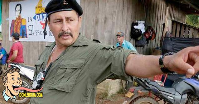 El Loco Iván  de las FARC fue abatid por las FANB y la PNB en Bolívar