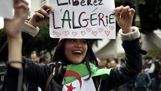 Femme algérienne et harcèlement