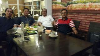 Pertemuan berikutnya di Bangi Kopitiam, Retawu, Malang