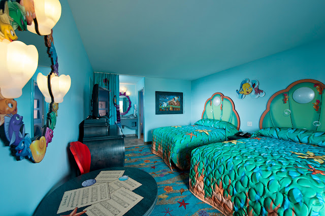 Hoteis na Disney Orlando - Quarto