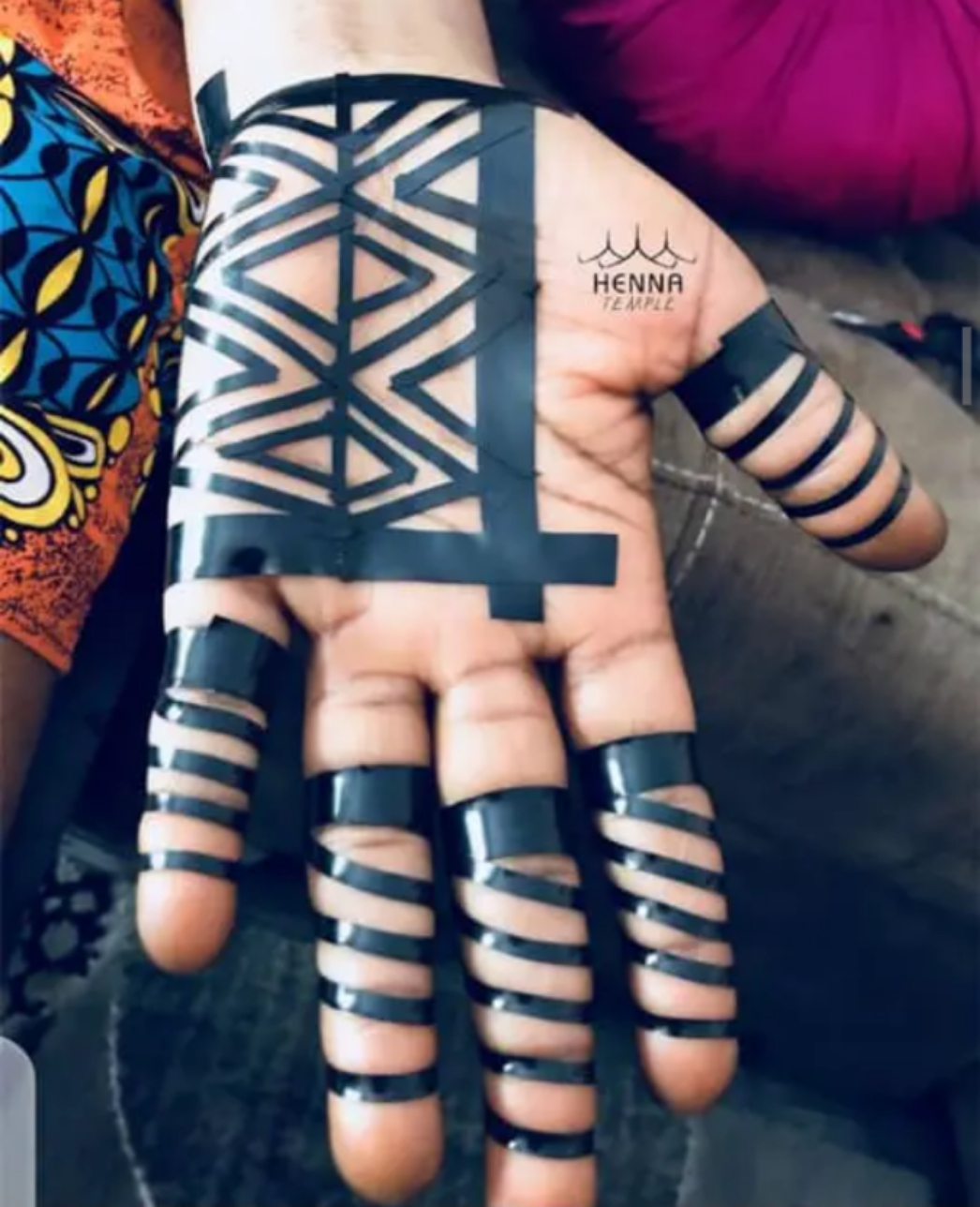 NEW SYLES: 10 New Henna Fashion Design For Upcoming Ceremonies Chick events
