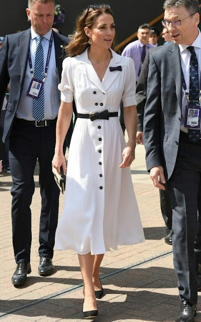 Umpire dressing and Pippa Panamas: 11 ways to ace the unspoken Wimbledon dress code