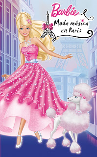 Barbie: Moda Magica en Paris (2010) Online