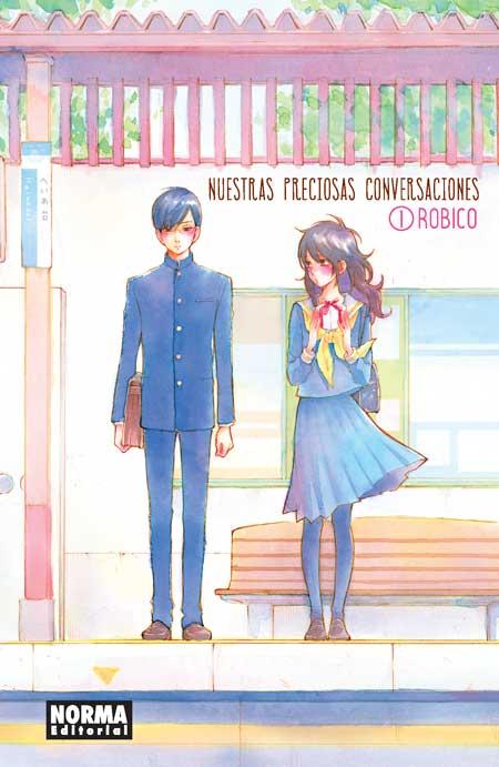 Nuestras Preciosas Conversaciones (Boku to Kimi no Taisetsu na Hanashi 僕と君の大切な話) de Robico.