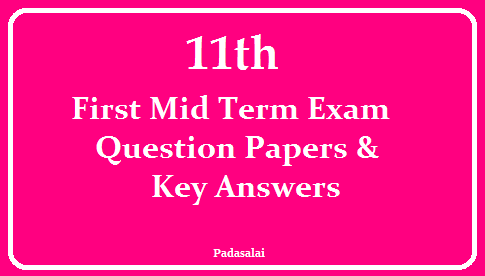 Standard 7 Past Exam Papers 2018