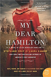 My Dear Hamilton by Stephanie Dray and Laura Kamoie (Book cover)