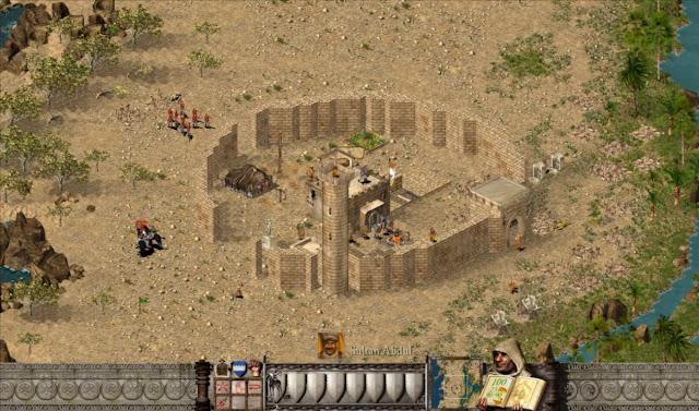 Game Strategi Perang Offline dan Ringan, Stronghold Crusader