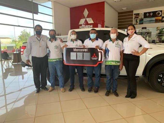 Fazenda da Esperança recebe doação de carro 0 km