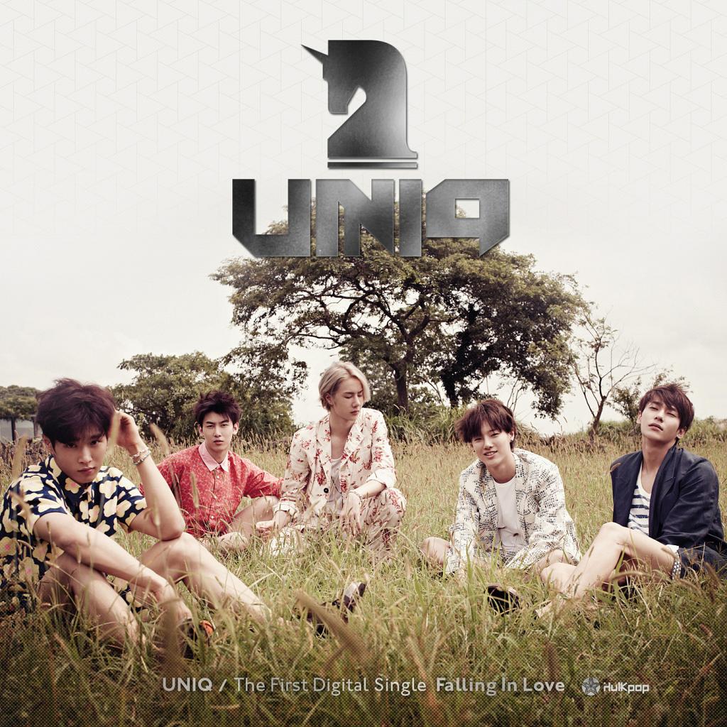 [Single] UNIQ – Falling In Love