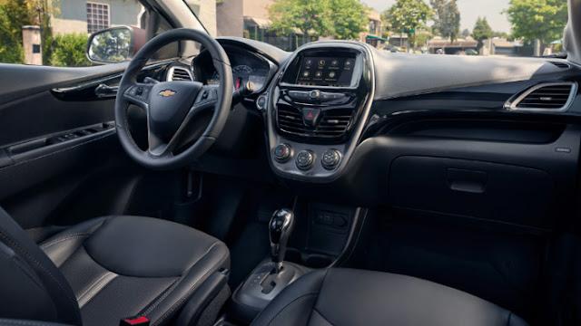 Chevrolet Spark 2020 Securité