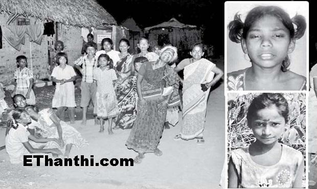 கும்பகோணத்தில், குடும்ப தகராறில் 2 பெண் குழந்தைகளை ஆற்றில் வீசிய தொழிலாளி ! Worker threw children into river