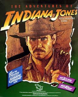Adventures of Indiana Jones  RPG