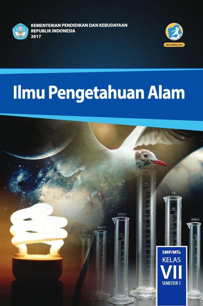 Buku Siswa SMP Kelas 7 Ilmu Pengetahuan Alam Semester 1