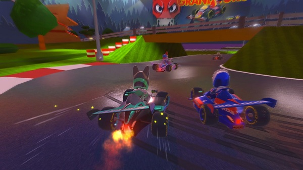 Free Download Touring Karts