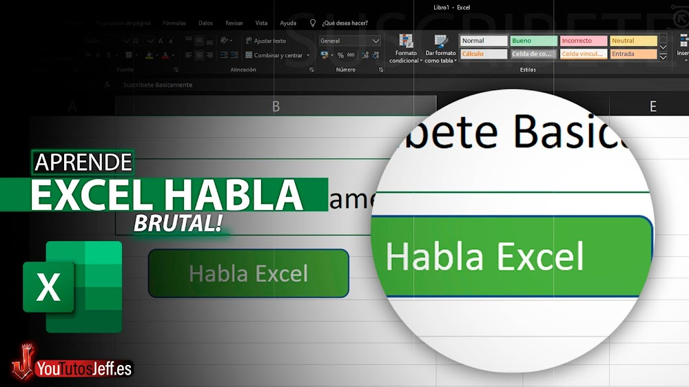 Como Hacer Hablar a Excel, Haz que Excel Lea por Ti