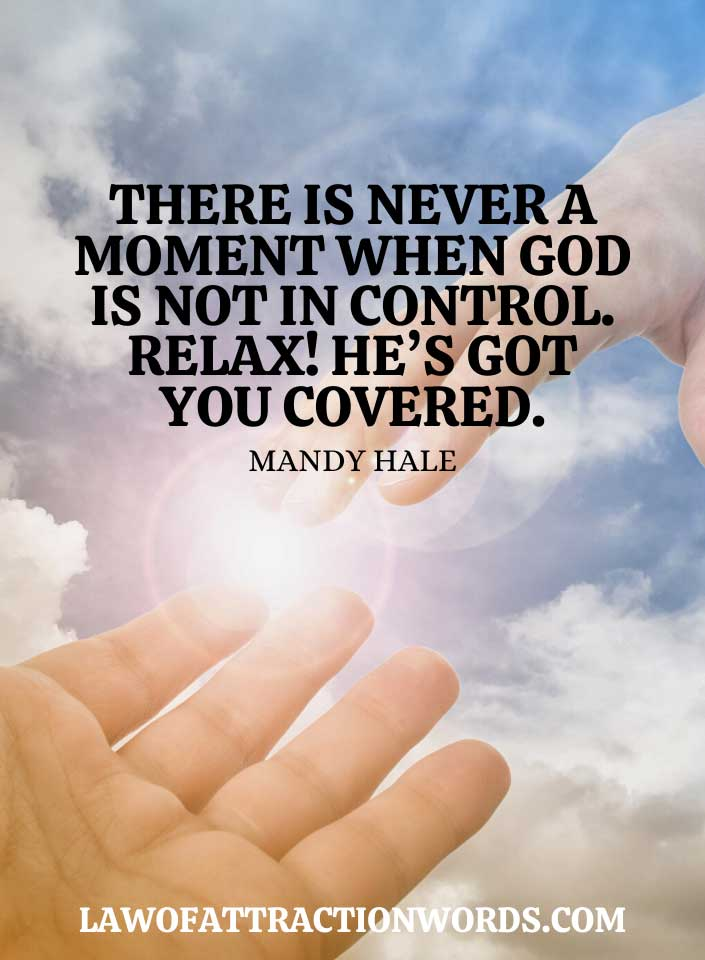 Positive Quotes About Faith In God In Hard Times